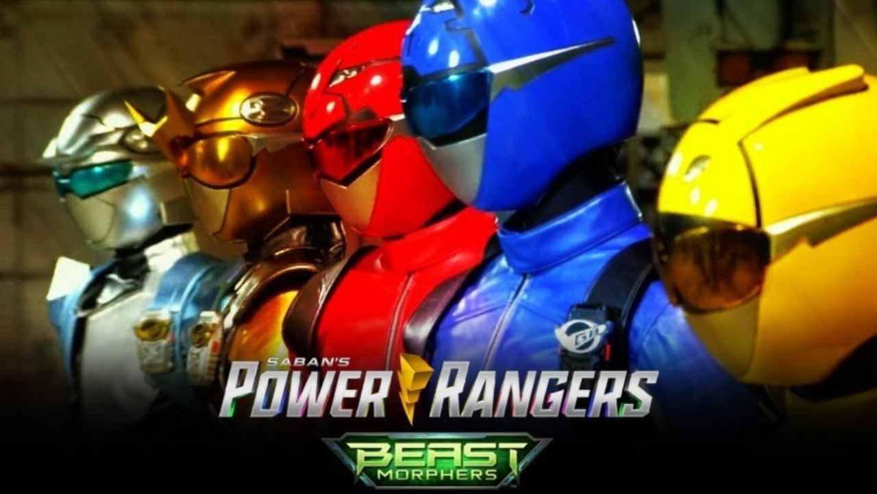 power rangers beast morphers - 640×320