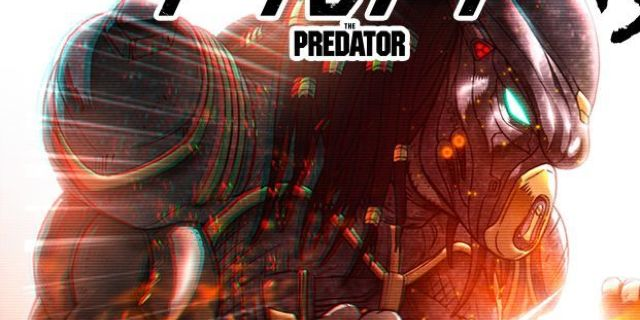 Predator-Anime