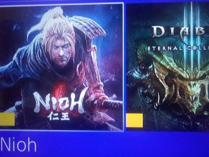 Rumor: 'Nioh', 'Diablo III' Could Be PlayStation Plus' October Games
