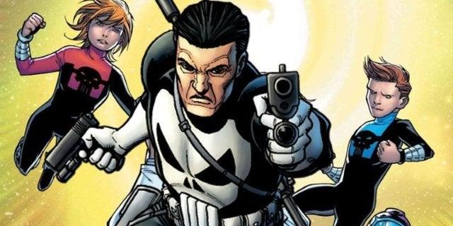 Punisher Pack Infinity Warps Marvel