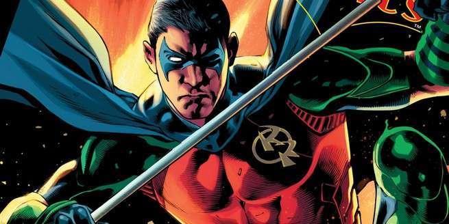 Ranking Batman Robins - Tim Drake