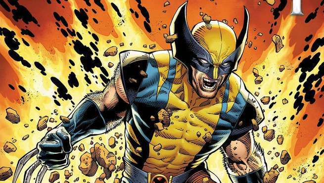 Reasons Wolverine Returns - Cover