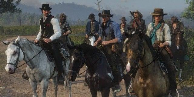 'Red Dead Redemption 2' Has Around 200 Species of Animals