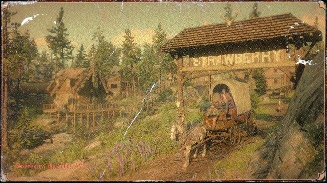 Rockstar Reveals New Red Dead Redemption 2 Locations Screenshots