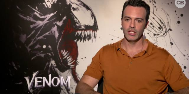 Reid Scott Talks Venom screen capture