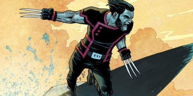 Return of Wolverine New Costume