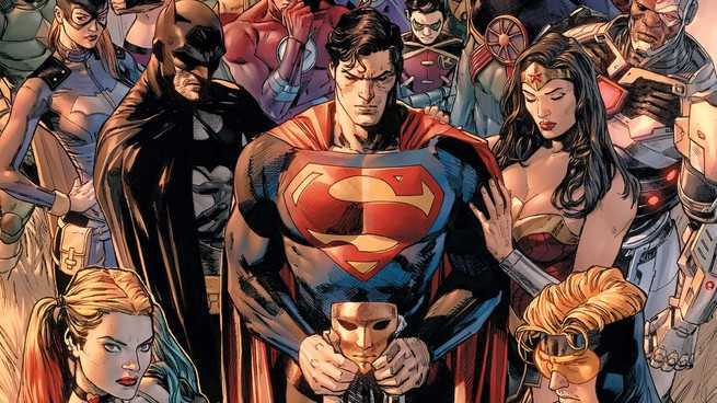 Review Heroes In Crisis #1 - Cover