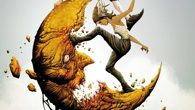 Review The Dreaming #1 - Cover