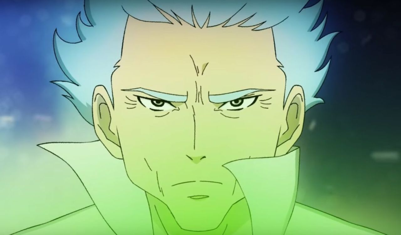 rick and morty gets smart with anime makeover