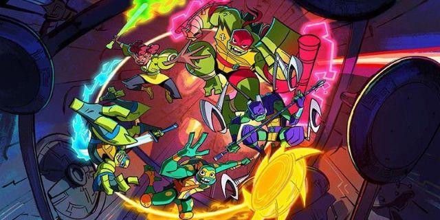 Rise of the Teenage Mutant Ninja Turtles Team Talk New Movie