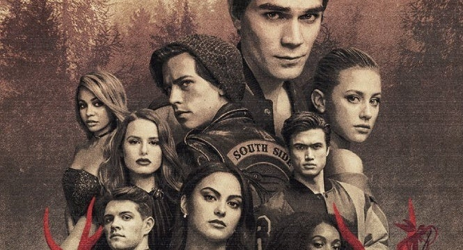 riverdale season 3 poster
