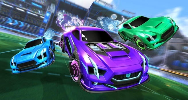 Rocket League Ligen
