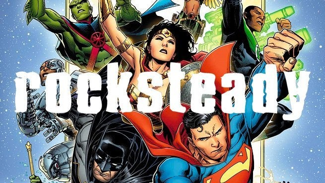 Rocksteady Justice League