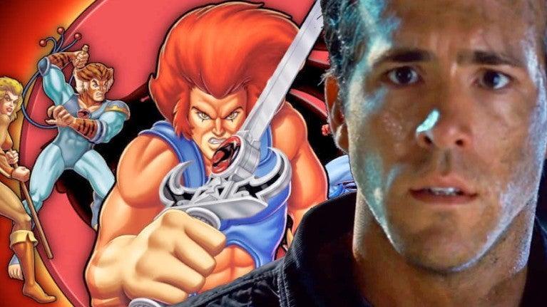 Ryan Reynolds ThunderCats comicbookcom