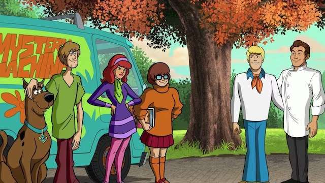 ScoobyDooGourmetghost