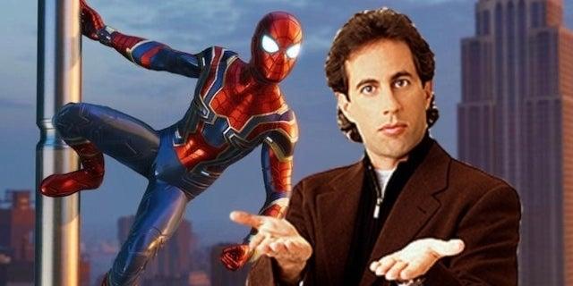 seinfield spider-man