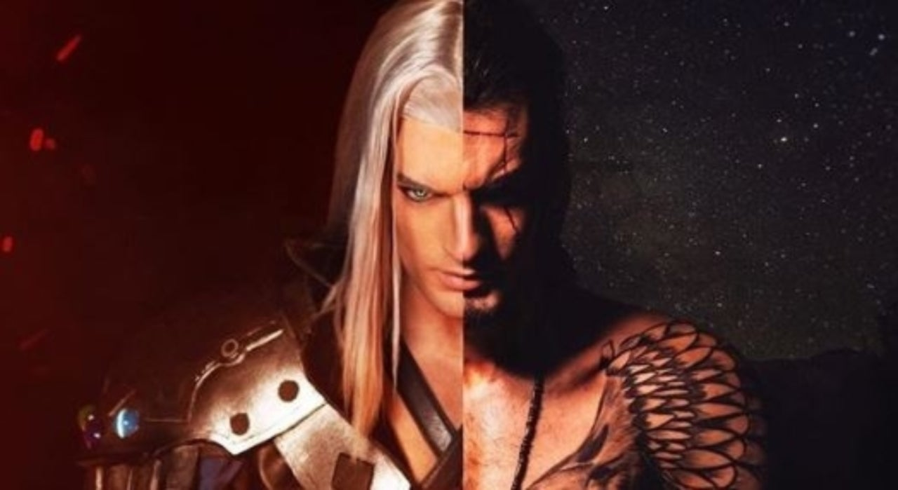 This Final Fantasy Vii Sephiroth Cosplay Quite Literally Lit
