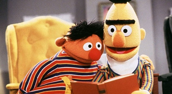 Sesame Street Bert and Ernie Gay Official Statement