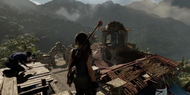 shadow of the tomb raider view