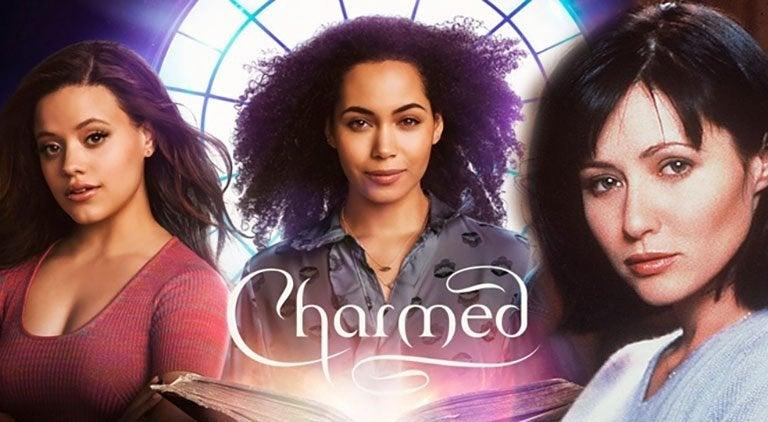 shannen doherty charmed reboot