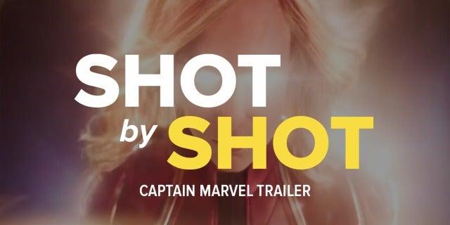 SHOT BY SHOT - Captain Marvel Trailer screen capture