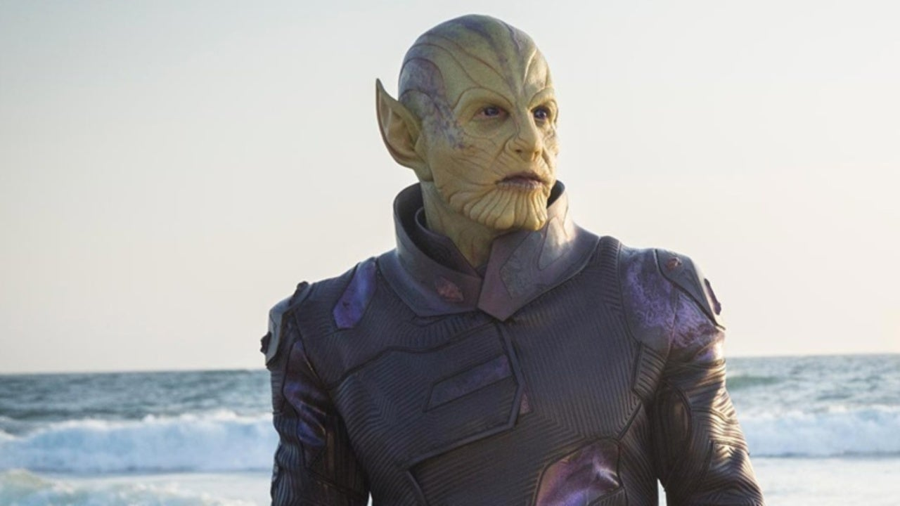 Captain Marvel First Look At Skrulls Revealed
