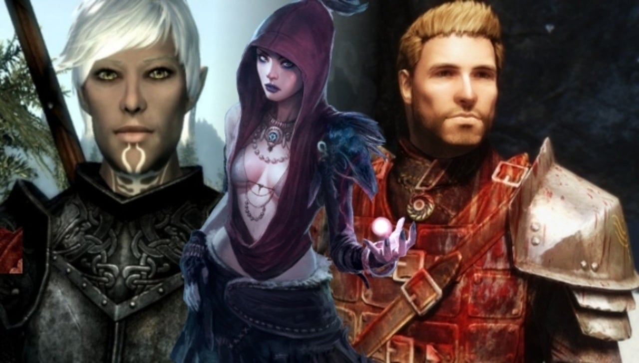 Skyrim' Meets 'Dragon Age' With These Mods
