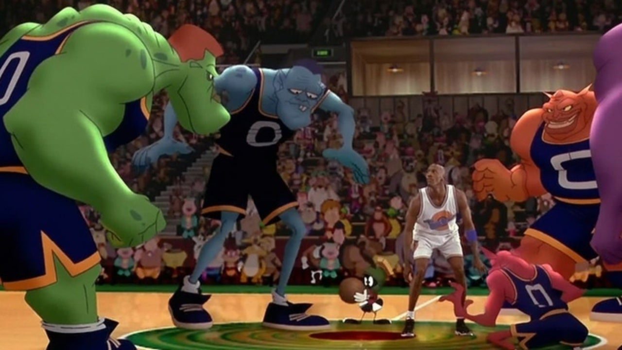 new concept d9faa 4b724 Space Jam 2': Ray Allen's NBA Picks for the Toon Squad