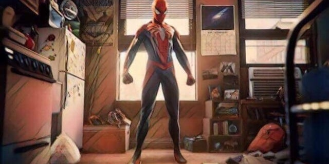 spider-man cell