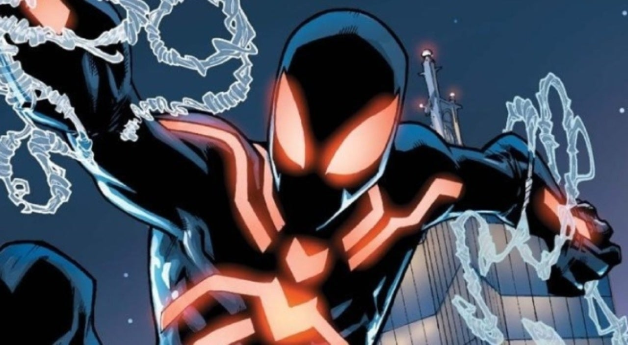 spider-man: far from home': new stealth suit possibly leaks