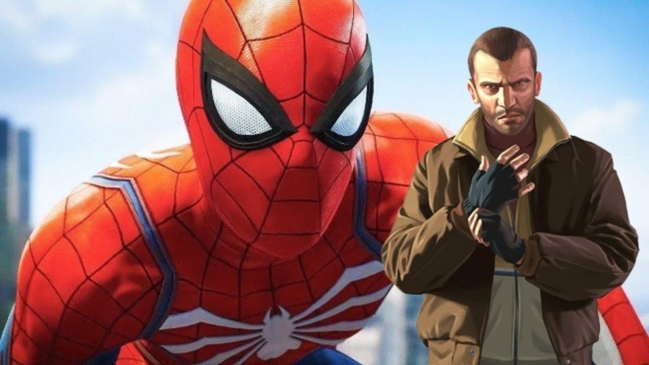 One of 'Marvel's Spider-Man's Missions Features 'Grand Theft