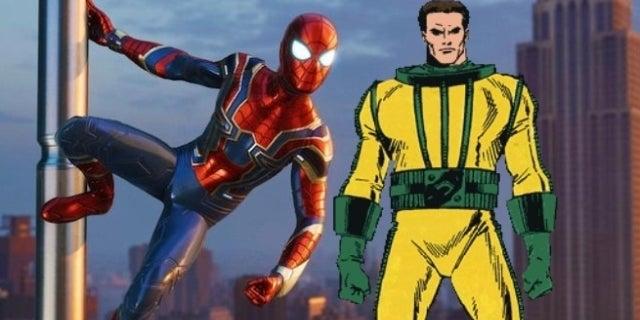 spider-man john