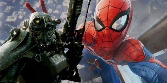 spider-man ps4 fallout 3