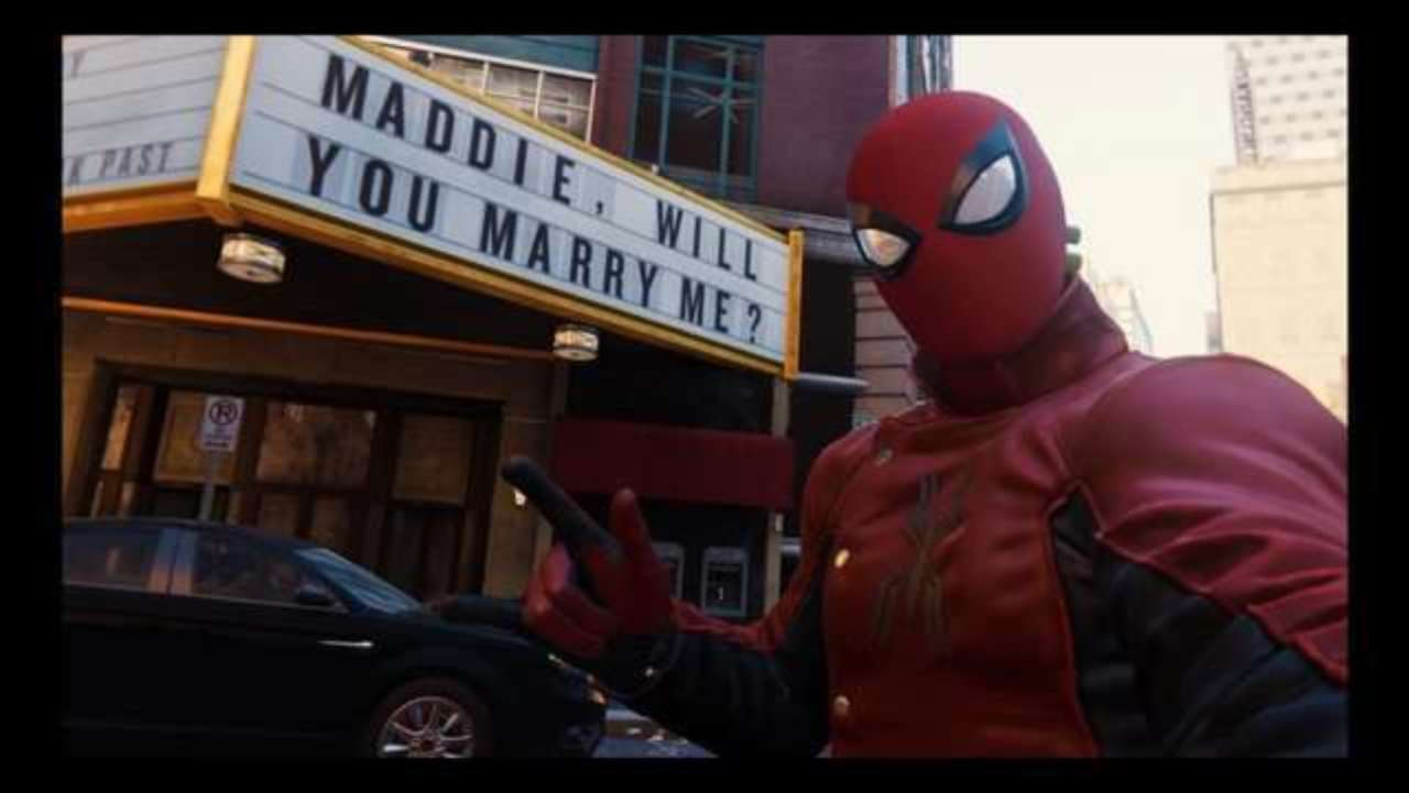 Spider-Man' PS4 Developers Offer to Patch out Marriage Proposal