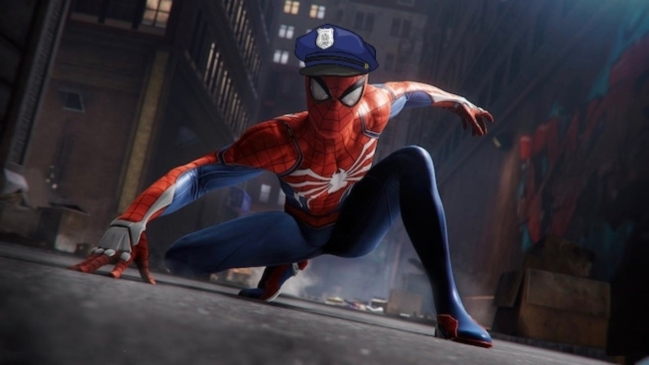 'Spider-Cop' Almost Wasn't In Marvel's Spider-Man