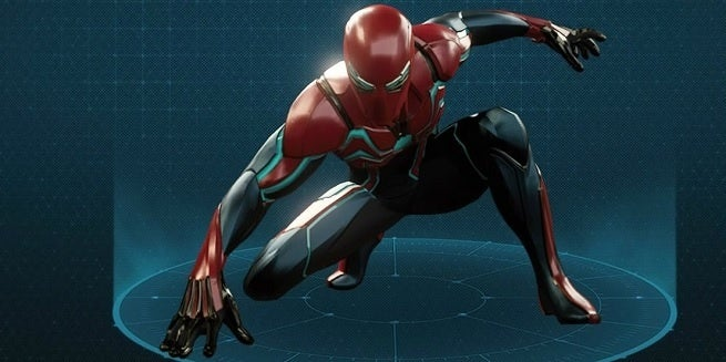 spider-man suit 18