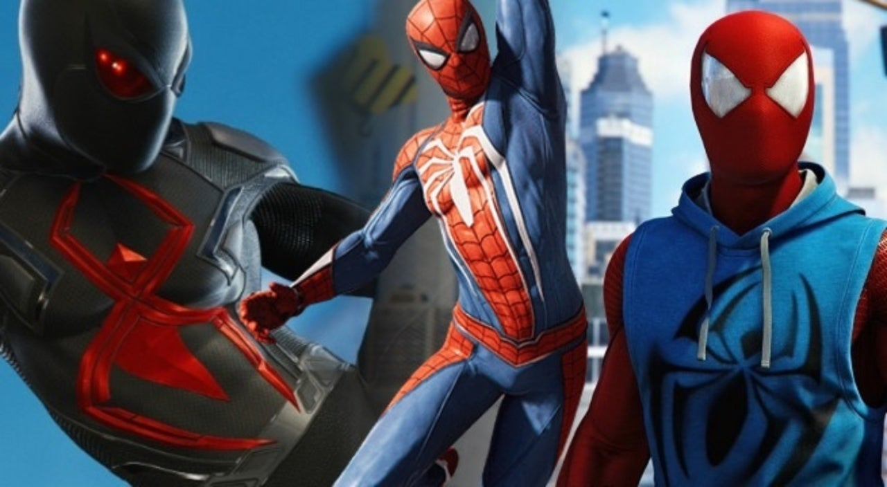 Marvel's Spider-Man:' Every Suit in the Game