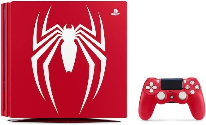 Marvel S Spider Man Ps4 Pro Bundle Available At Amazon