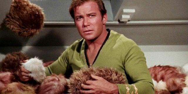 Star Trek Captain Kirk William Shatner