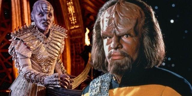 Star Trek Discovery Klingons Michael Dorn