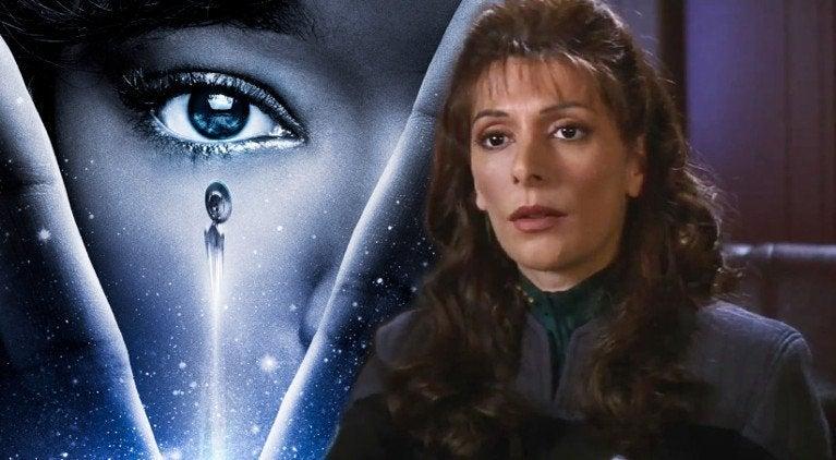Star Trek Discovery Marina Sirtis