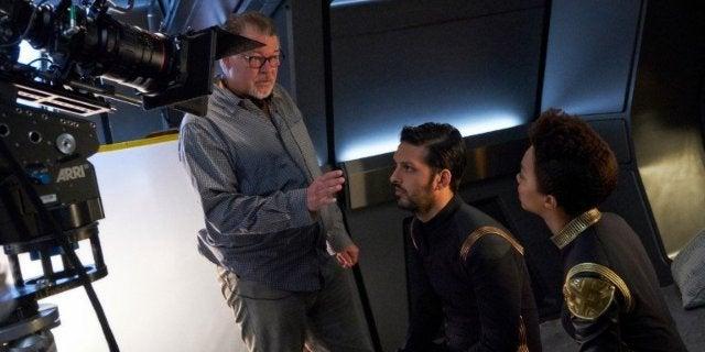 Star Trek Discovery Season 2 Jonathan Frakes
