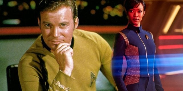 Star Trek Governors Award Emmy William Shatner Sonequa Martin-Green