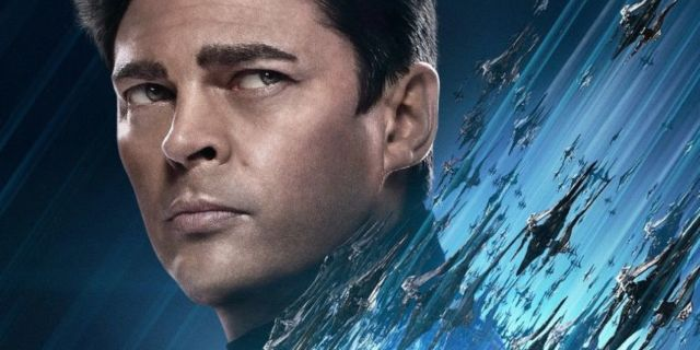 Star Trek Karl Urban Bones