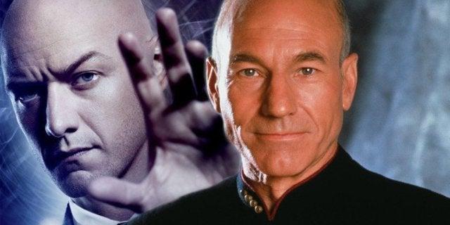 Star Trek Picard James McAvoy