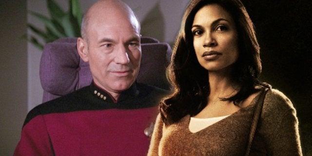 Star Trek Picard Rosario Dawson[