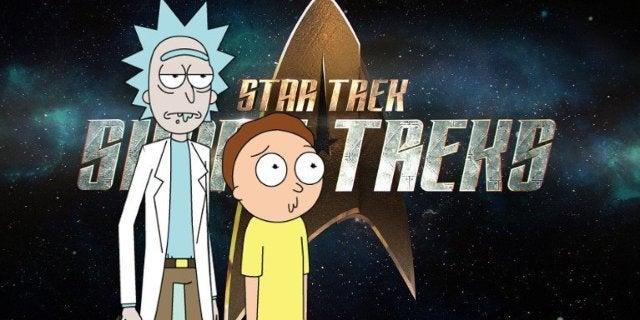 Star Trek Short Treks Mike McMahan