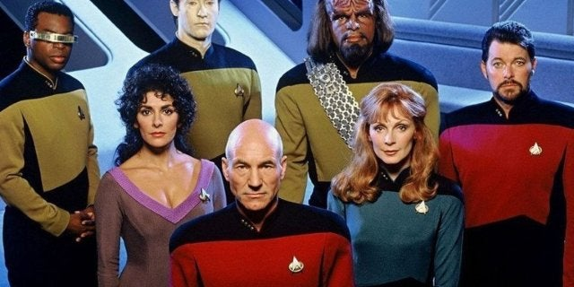 'Star Trek: The Next Generation' Cast Reunites in New Photo