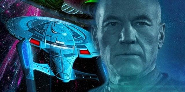 Star Trek The Next Generation Available LIght
