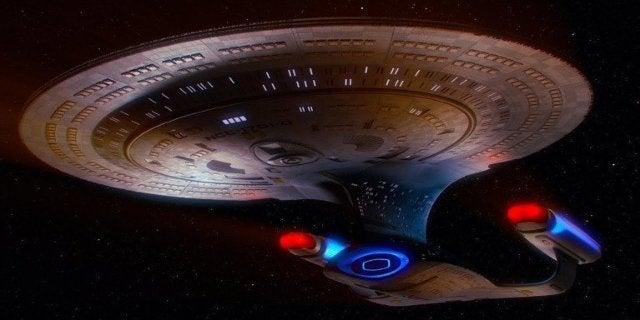 Star Trek TNG Enterprise Stage 9